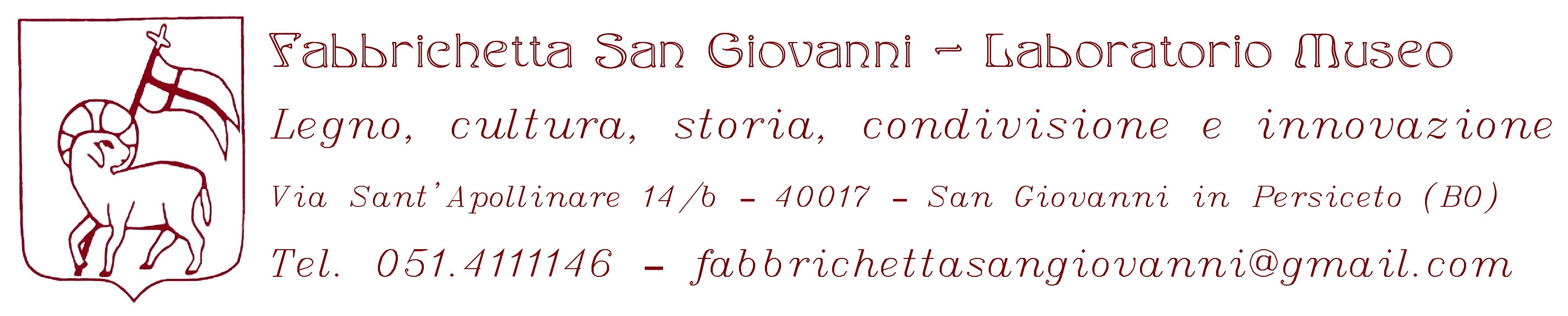 Fabbrichetta San Giovanni – Laboratorio Museo